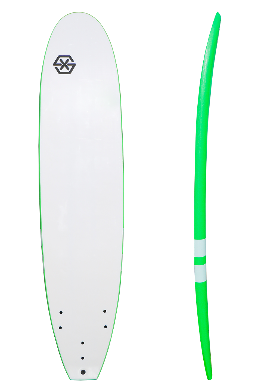 Sx beginner boards surf. Green clipart surfboard