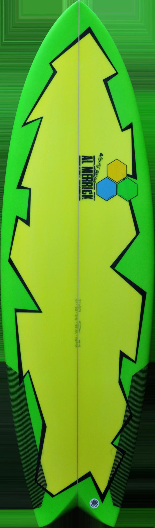 High channel islands surfboards. Green clipart surfboard