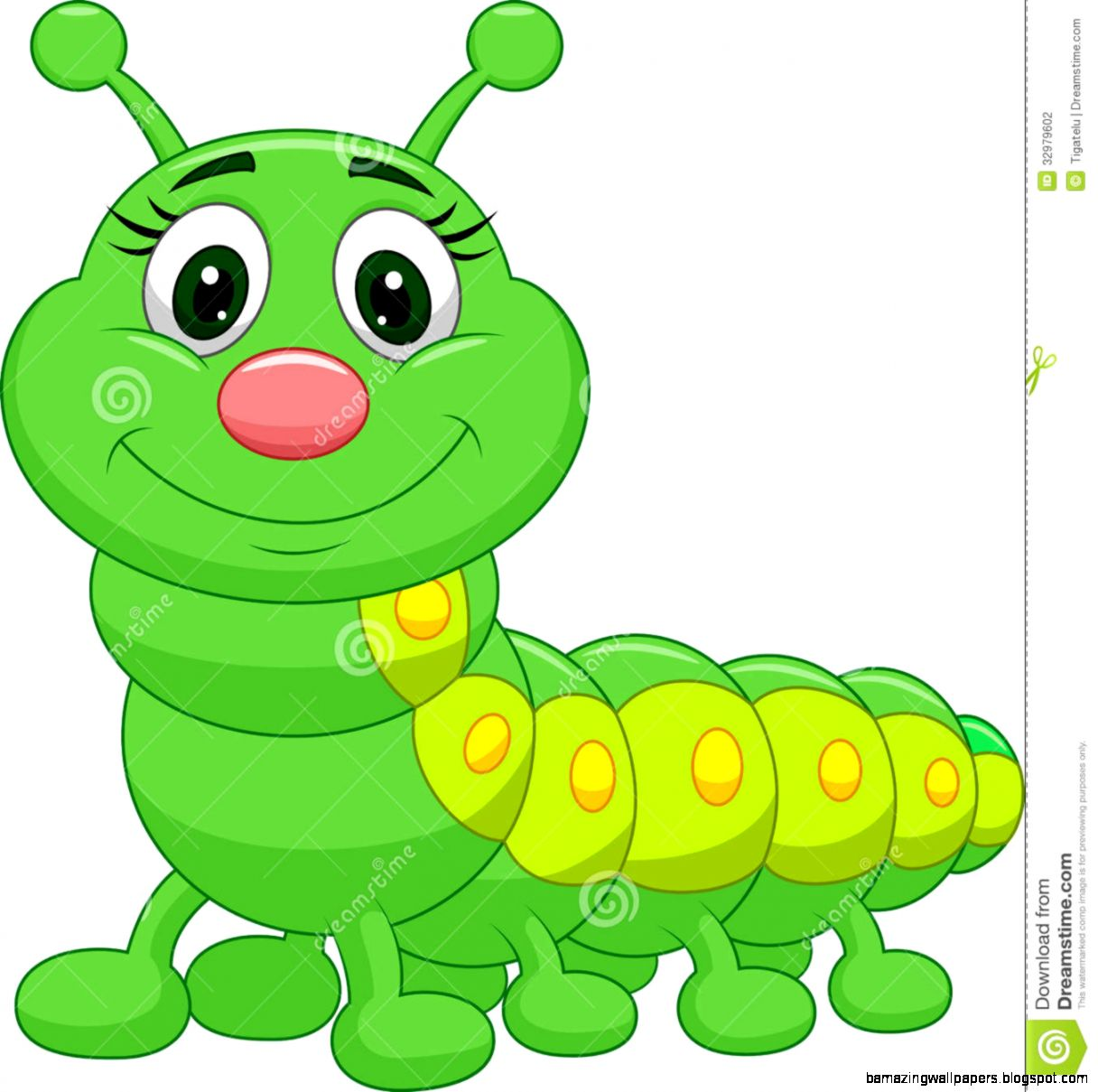 Images free download best. Worm clipart cute