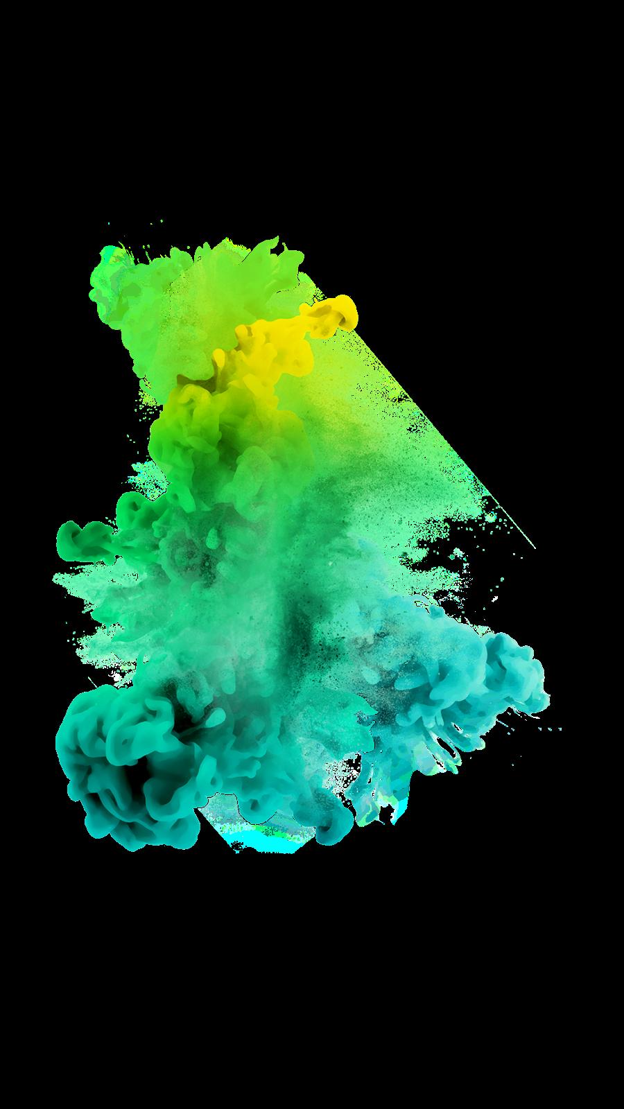 Green smoke png, Green smoke png Transparent FREE for ...