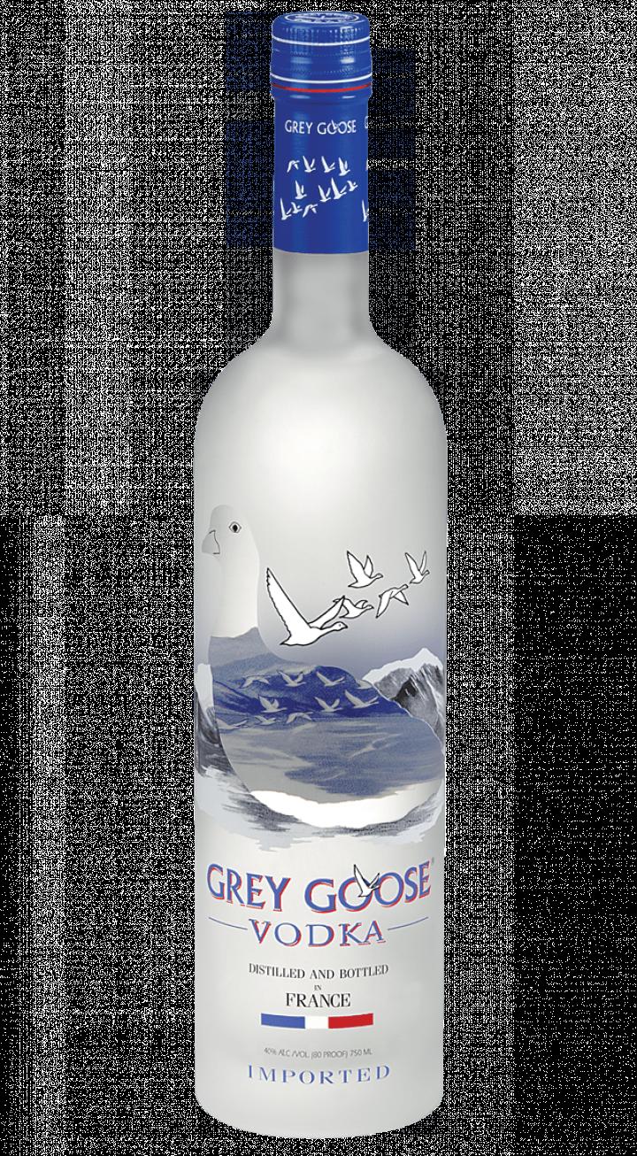 Grey goose bottle png. Vodka transparent stickpng download