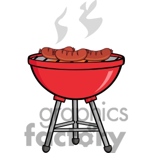Grill panda free images. Grilling clipart