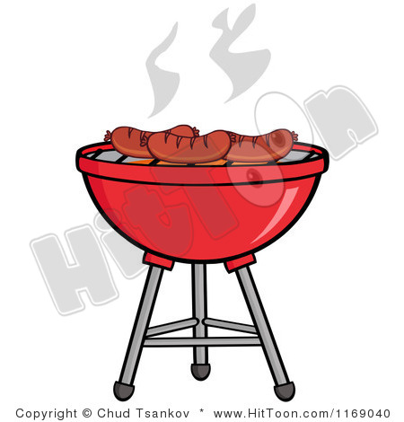 Grill panda free images. Grilling clipart grille