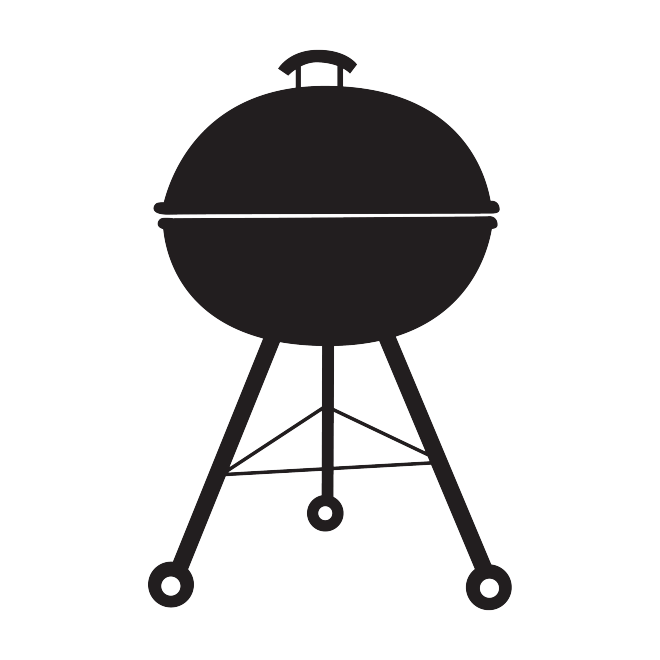 Barbecue smoking clip art. Grilling clipart bbq smoker