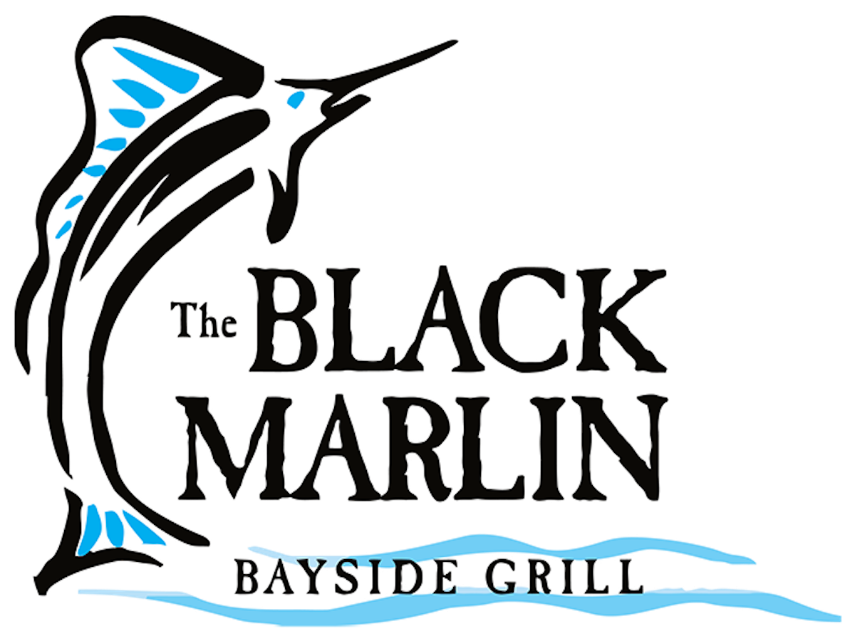 Seafood clipart surf and turf. Black marlin express restaurant