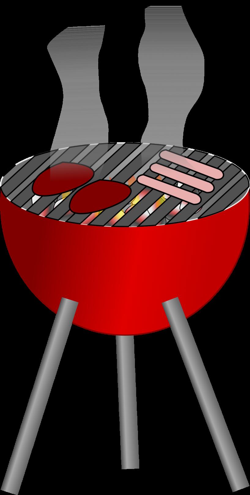 Grilling clipart hot dog grill. Bbq jokingart com
