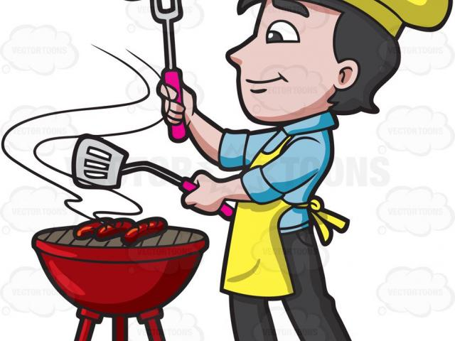 Free download clip art. Grill clipart hot object