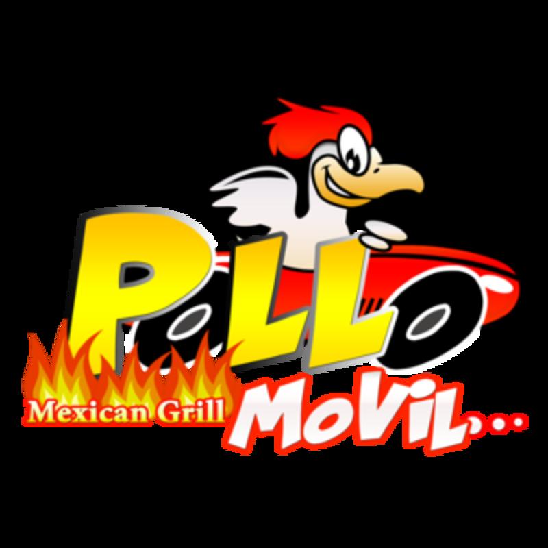 Pollo movil mexican grill. Mexico clipart charro days