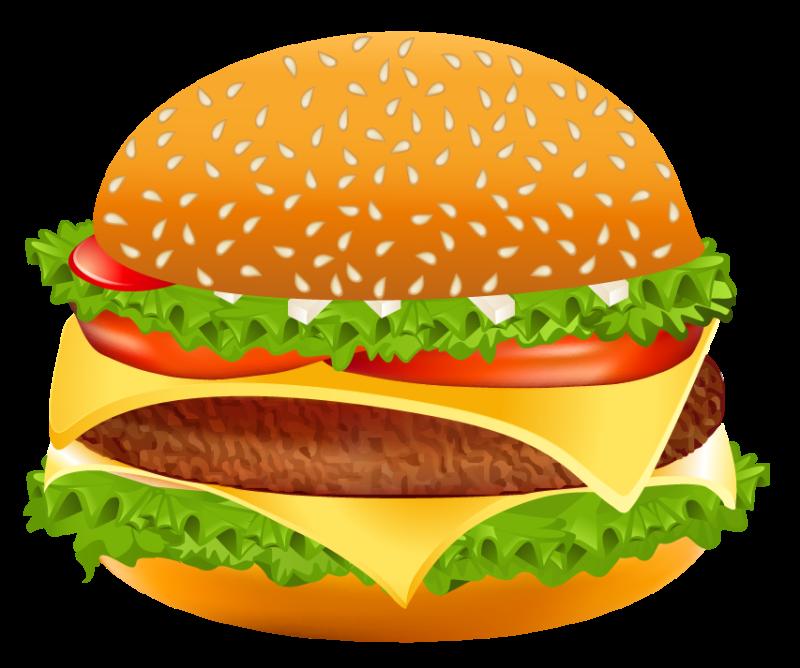 Clip art images onclipart. Hamburger clipart chicken burger