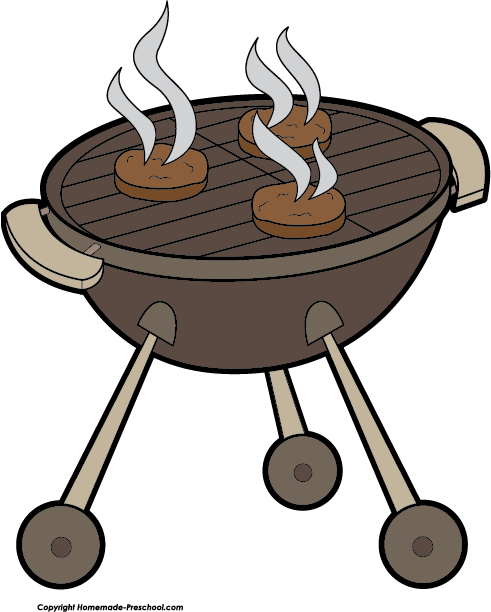 Bbq clipart charcoal grill. Pin by renee thayer