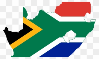 South african africa flag. Grilling clipart braai