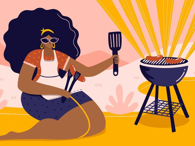 Grilling clipart family first. How i mastered the