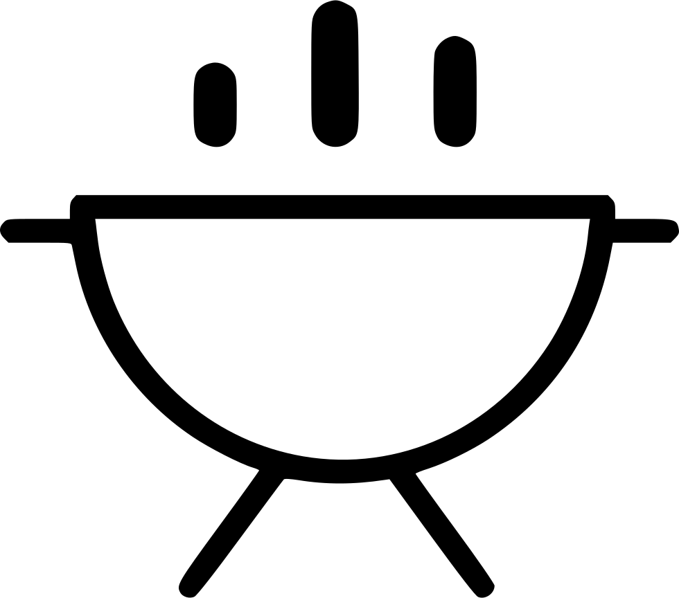 Stamp clipart bbq. Barbecue appliances cook grill