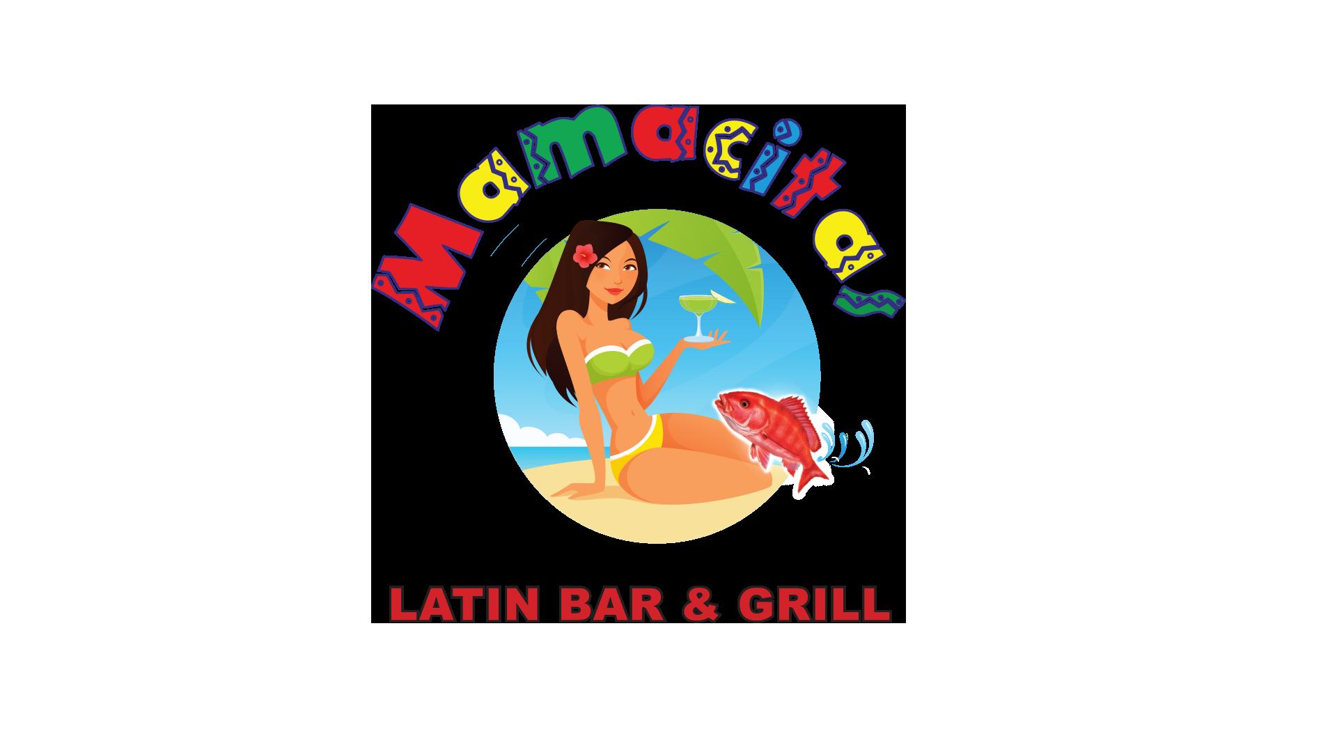 Mamacitas . Grilling clipart food puerto rico