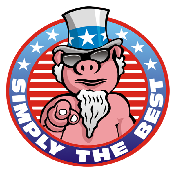Uncle sams catering barbecue. Grilling clipart pulled pork bbq