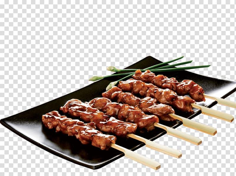 Arrosticini souvlaki sate kambing. Grilling clipart yakitori