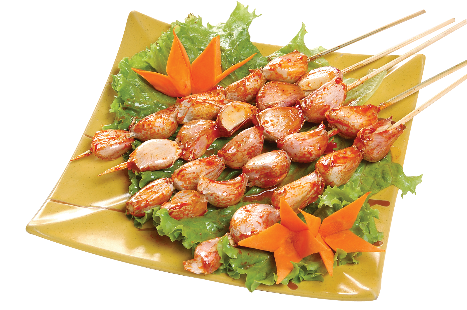 Chuan shish taouk jinxiang. Grilling clipart yakitori