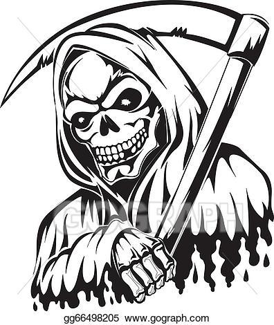 Clip art royalty free. Grim reaper clipart