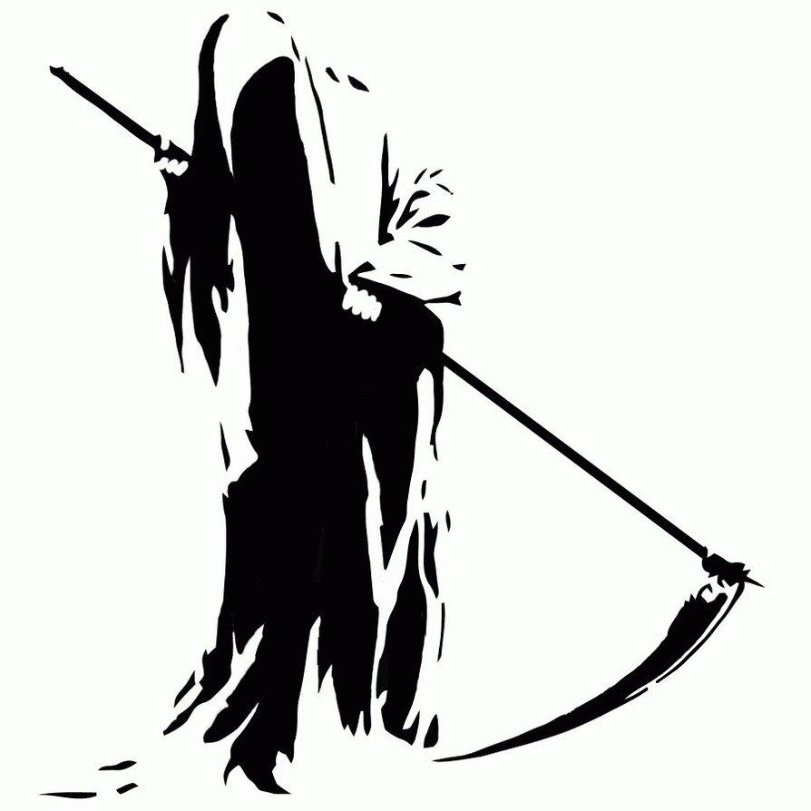 Grim reaper clipart. By kgcopper on deviantart