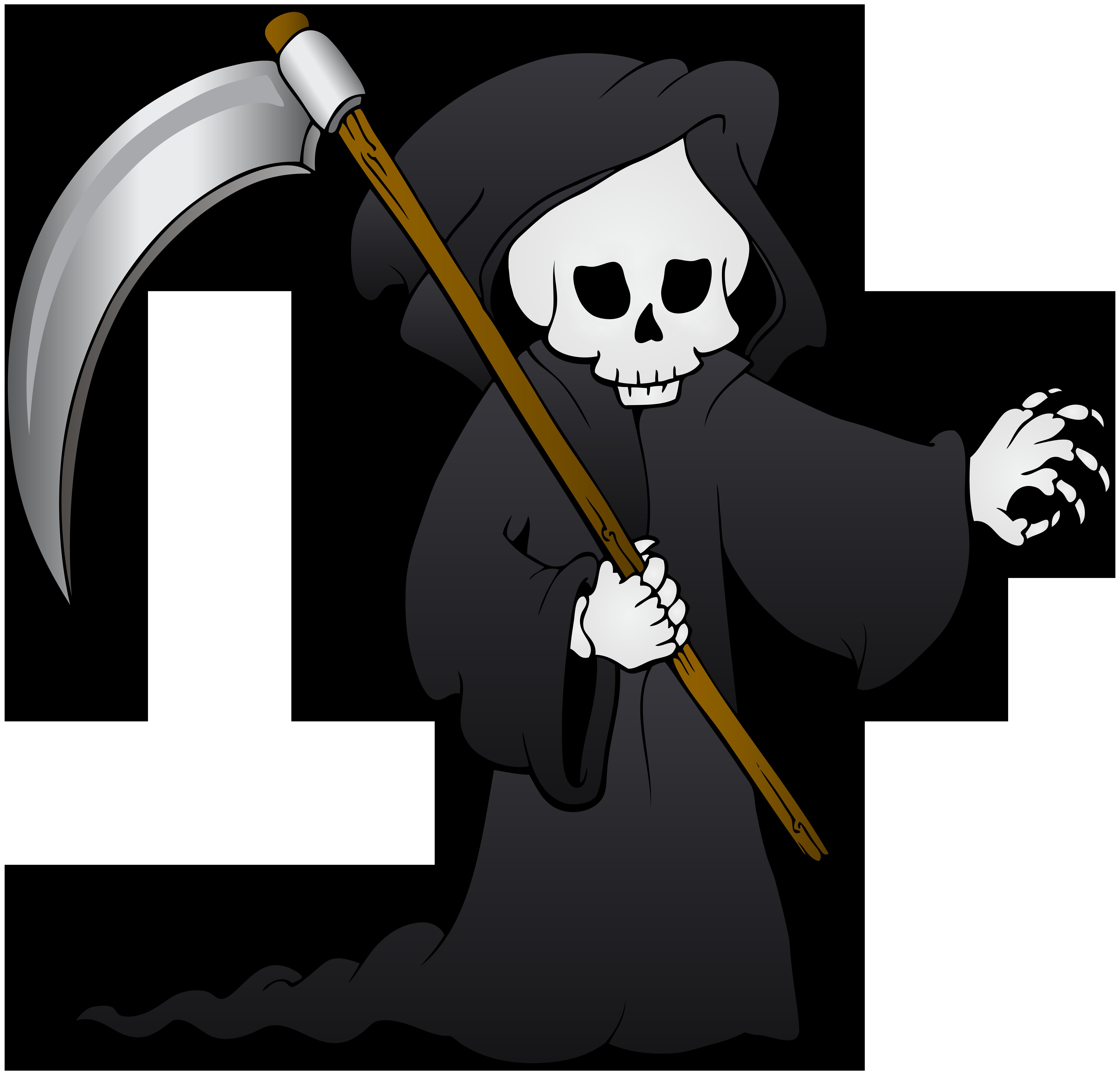 Grim reaper clipart, Grim reaper Transparent FREE for ...