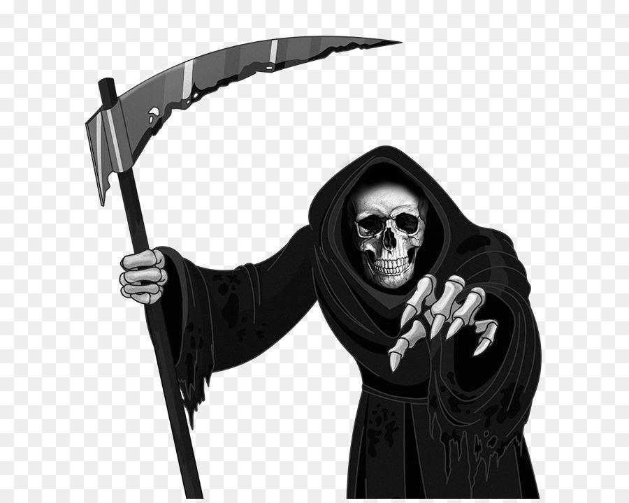 Death clip art png. Grim reaper clipart