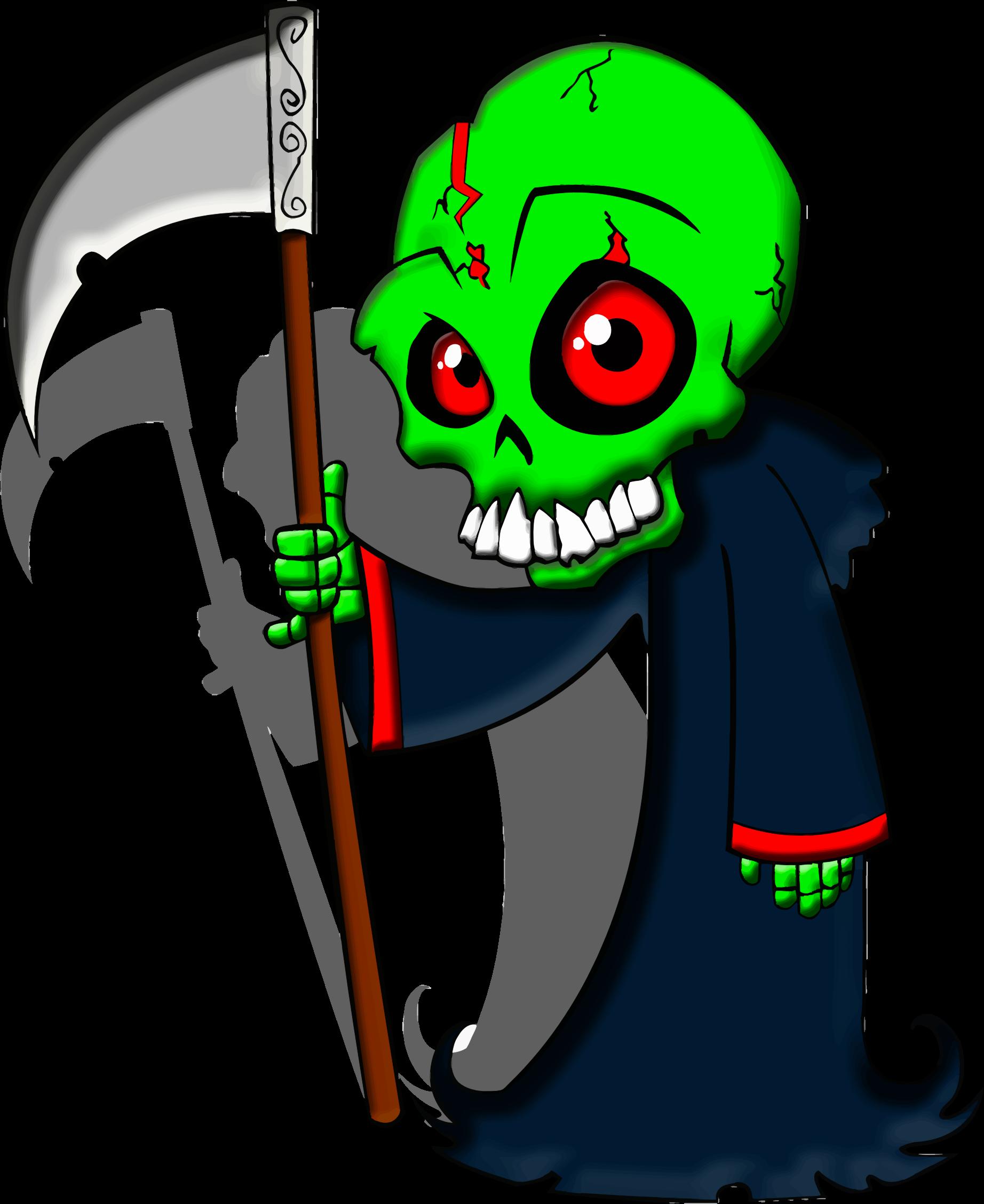 Grim reaper clipart cholera, Grim reaper cholera ...