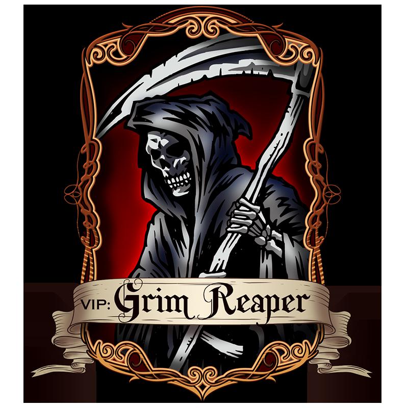 Grim reaper clipart grem, Grim reaper grem Transparent ...