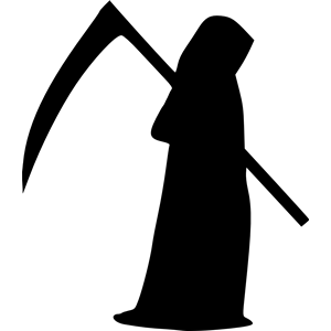 Grim reaper clipart svg. Cliparts of free download