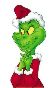 Grinch clipart. Free the