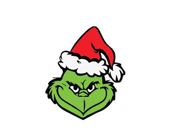 Grinch clipart. The cilpart tearing intllaw
