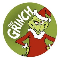Free the. Grinch clipart