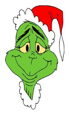 Image result for free. Grinch clipart