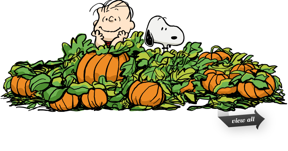 Charlie brown group peanuts. Halloween clipart pizza