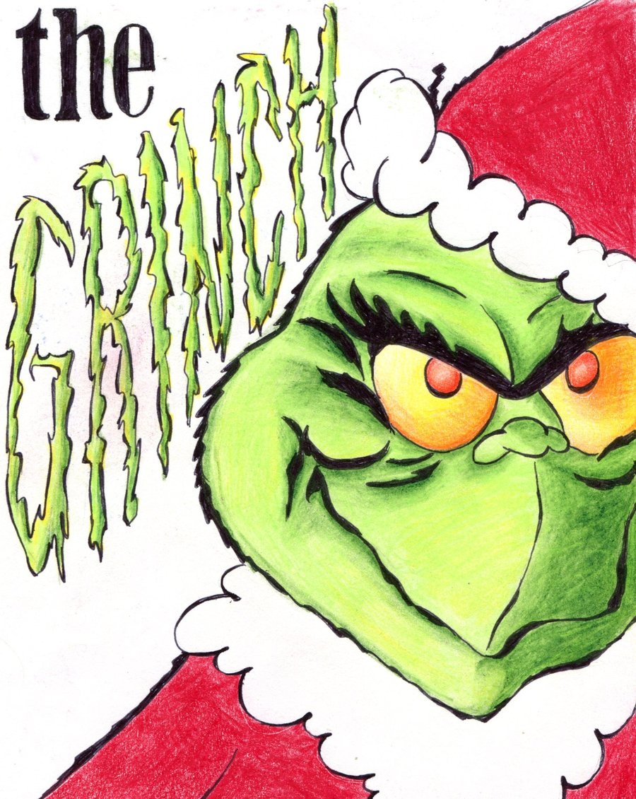 Grinch clipart cartoon. To download free images