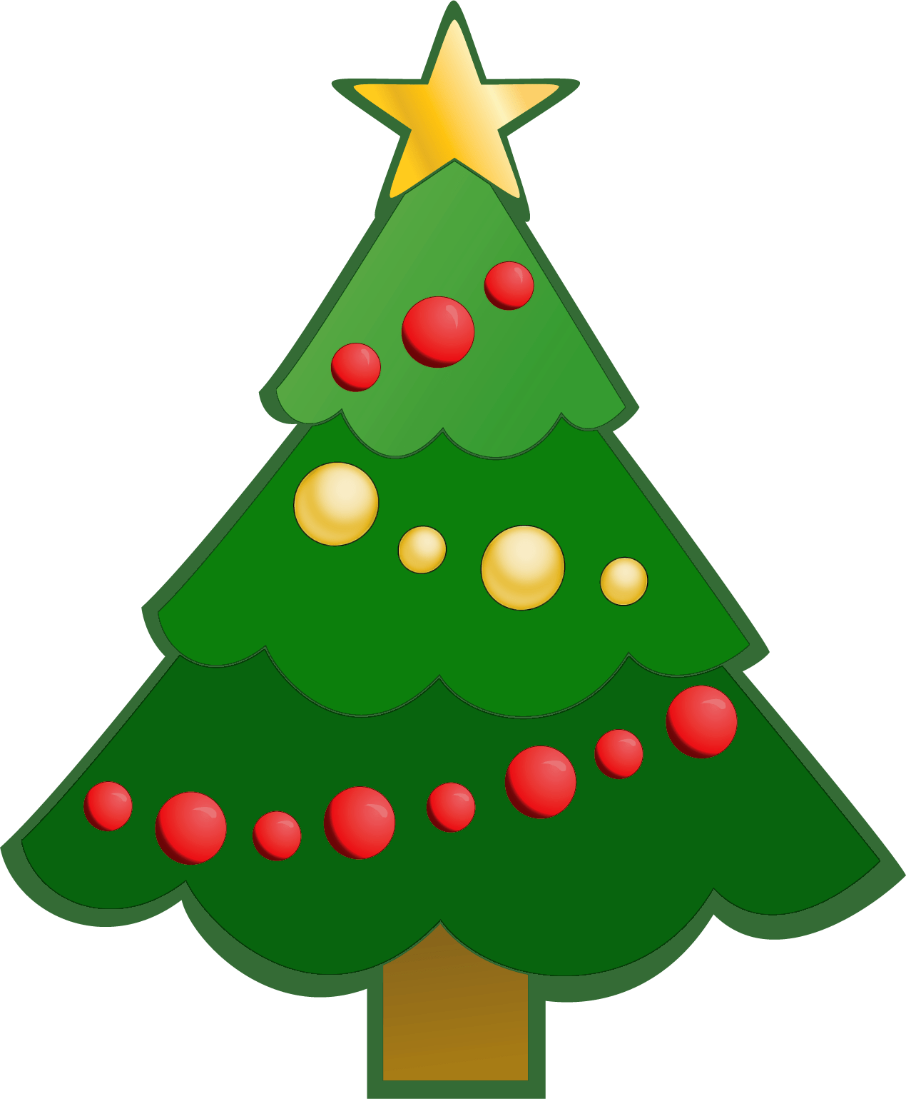 Simple christmas merry and. Holly clipart easy