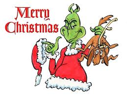 Free the . Grinch clipart classic