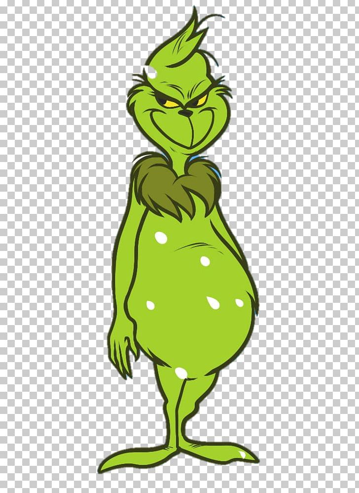 How the stole christmas. Grinch clipart drawn