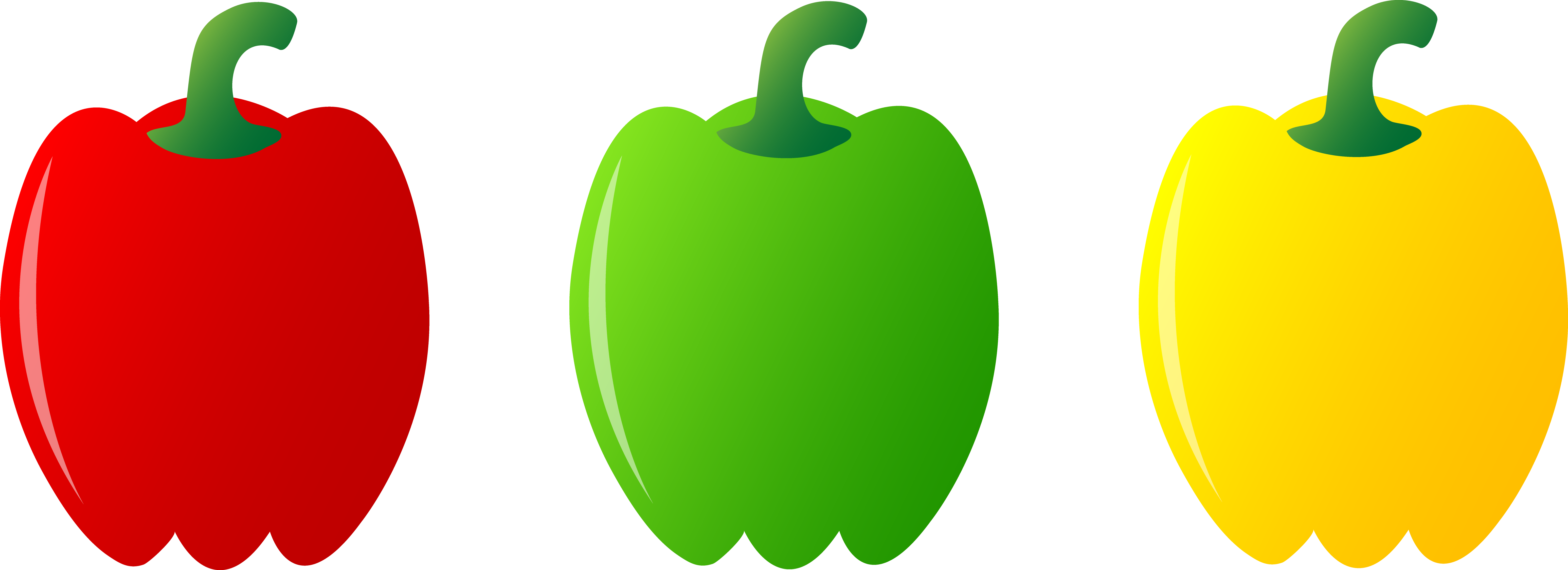 Pepper green collection peppers. Jalapeno clipart object