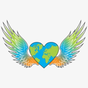 Grinch clipart grinch heart. The transparent wings tattoo