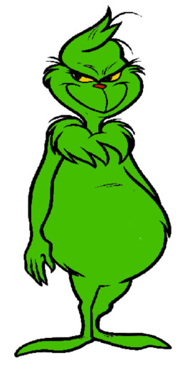 Grinch clipart mr grinch, Grinch mr grinch Transparent ...