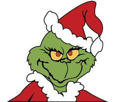 Free download best on. Grinch clipart pdf