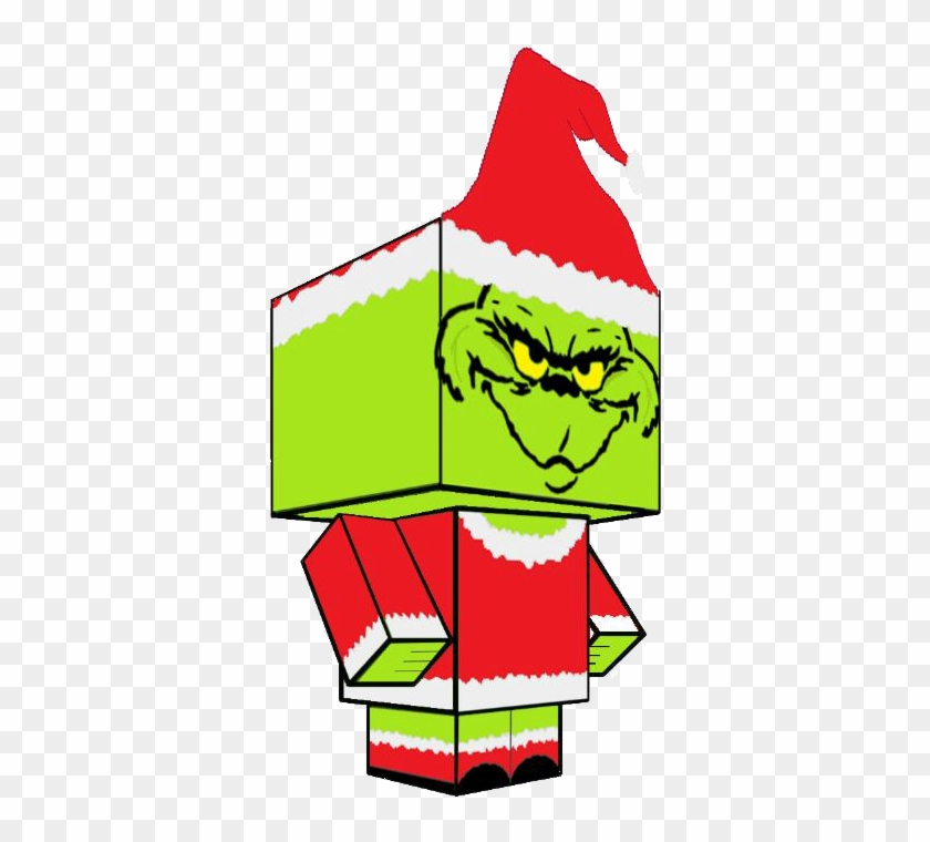 Download free png the. Grinch clipart side