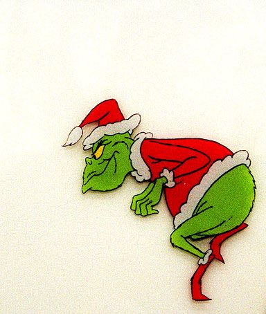 Pin on holiday . Grinch clipart sneaky