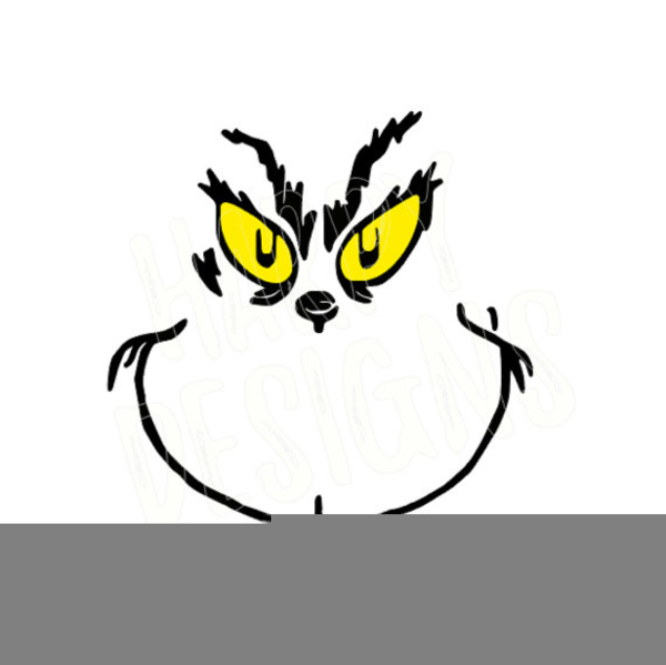 Grinch clipart vector. Mr free images at