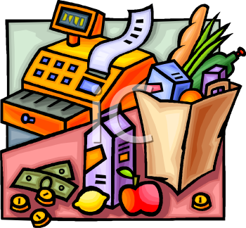 Grocery clipart. Supermarket panda free images