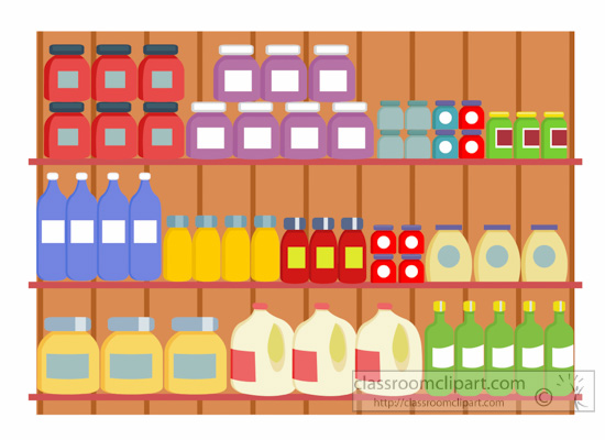 Grocery clipart. Free clip art pictures