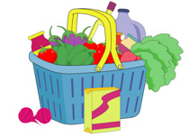 Free clip art pictures. Grocery clipart
