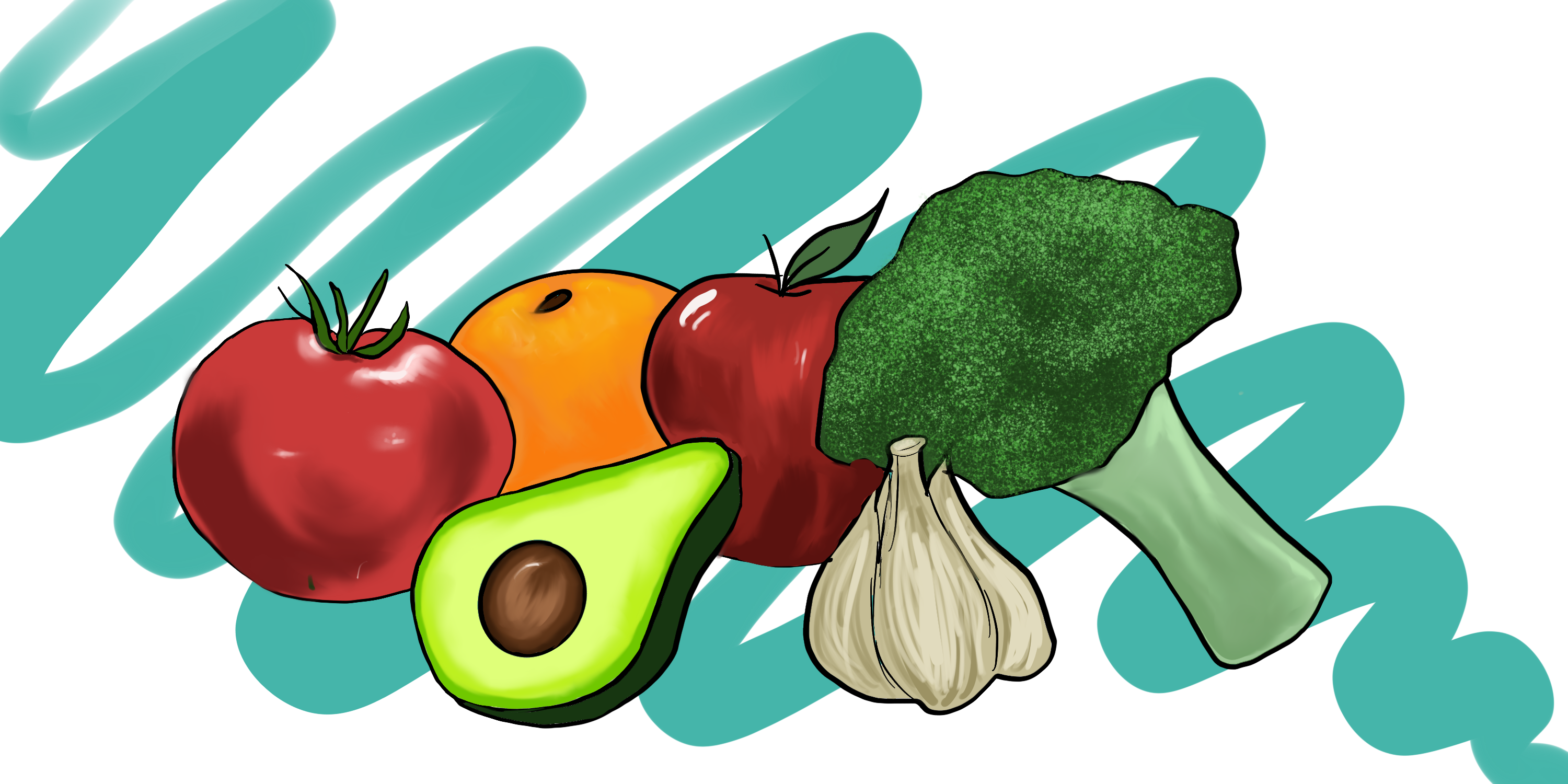 Hungry clipart eat well. How to healthy in