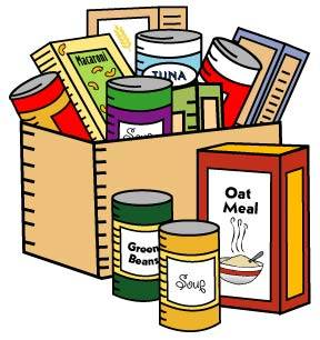 Alpine archives community network. Grocery clipart food bank