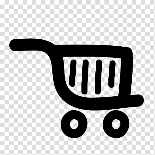 Shopping cart computer icons. Grocery clipart logo supermarket